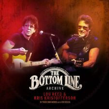 THE BOTTOM LINE ARCHIVE BY LOU REED AND KRIS KRISTOFFERSON RSD #357