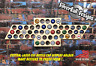Chevy Bowtie Custom Beer Pop Cap Holder Collection Display Art Gift Man Cave