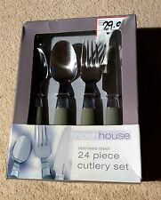 NOSH HOUSE 48 PIECE CUTLERY SET