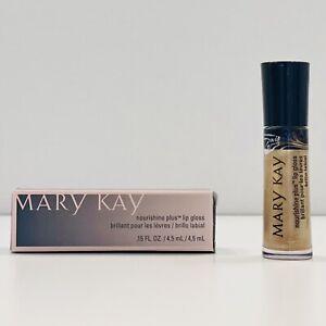 Mary Kay® NouriShine Plus® Lip Gloss Golden