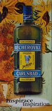 Flyer 3-sprachig: BECHEROVKA