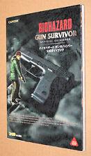 Residente Evil Biohazard Gun Survivor japonés Guide solución libro 21x15cm/127 desde