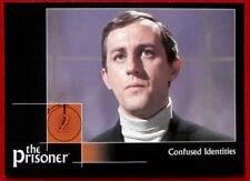 THE PRISONER Autograph Series - Vol 1 - ANTON ROGERS - Card #23 Cards Inc 2002