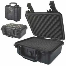 NEW Common Sense Weather Resist Single Pistol Radio Case DIY Foam FREE US SHIP