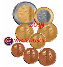 Série 1 Cent à 2 Euro Pays-Bas 2018 - Série UNC