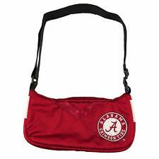 Alabama Crimson Tide NCAA Team Jersey Purse Little Earth Handbag