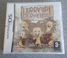 Nintendo DS Game - Hurry Up Hedgehog - New and Sealed