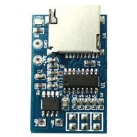 5PCS GPD2846A TF Card MP3 Decoder Board 2W Amplifier Module For Arduino W2K9