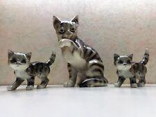 Vintage Goebel Porcelain Germany Kitty Cat Cats Lot/3