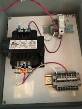 Control Transformer 240-24V TB-81146 In Type 12 Enclosure