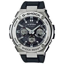 Casio G-SHOCK GST-S110-1A Orologio Vetro Minerale Nuovo di Zecca