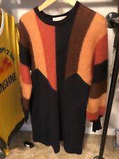 Vintage Yves Saint Laurent YSL Sweater Dress, M 38