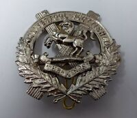 Genuine British Military Issue Liverpool Scottish Glengarry Hat Badge The Kings