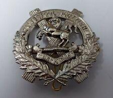 Genuine British Military Issue Liverpool Scottish Glengarry Hat Badge The Kings