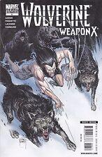 WOLVERINE WEAPON X #6 / JOE KUBERT VARIANT / AARON / PAQUETTE / MARVEL COMICS