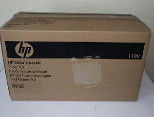 Genuine Original CE246A OEM Fuser Kit CM4540 CP4025 110V New in box