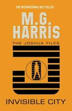 Invisible City (The Joshua Files), Harris, M. G., Like New, Paperback