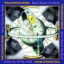 Thelonious Monk : Monk 'Round the World' [cd + Dvd] CD 2 discs (2006) ***NEW***