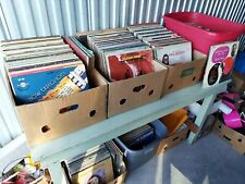 New listing HUGE LOT 1300+ 1960s,70's , 80s, Classic/Country/Folk/ Vinyl Records