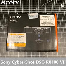 Sony Cyber-shot DSC-RX100 VII - 20.1MP Point&Shoot Digital Camera Mark7 RX100M7