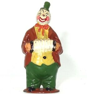 TIMPO CLOWN - LEAD FIGURE FROM THE 1950'S - OLD SHOP STOCK - RARE!