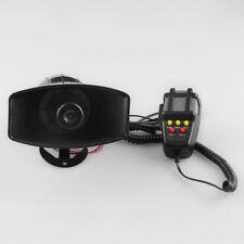12V Car Truck Alarm Police Fire Loud Speaker PA Siren Horn MIC System Kit