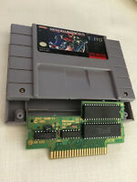 Ninja Warriors (Super Nintendo SNES, 1994) Authentic, Cleaned & tested!