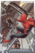 Spider-Man 2 Marvel Avengers altmovie Poster Art par Amien Juugo #/100 NT Mondo