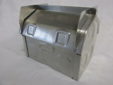 Vintage Gingerbread House Mold Aluminum Mirro Cake Form 4 Piece Snap