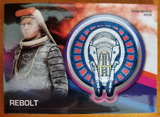 2018 Topps Solo: A Star Wars Story - Rebolt Patch Card #MP-RM!