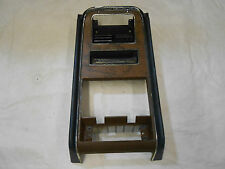 1971-1972 Mustang Grande Deluxe Interior Dash Center Panel With Vents