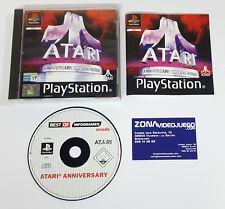 ATARI ANNIVERSARY, PLAYSTATION/PS ONE, PAL-EUR