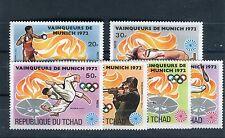 Tschad Sieger Olympische Sommerspiele München postfrisch - b1820