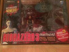 Resident Evil Biohazard Moby Dick serie 3
