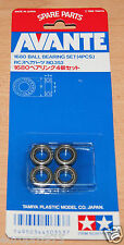 Tamiya 50353 1680 Ball Bearing Set (4 Pcs.) (Avante/2001/Vanquish/Astute), NIP
