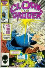 Cloak & Dagger vol. 2 # 11 (of 11, 44 pages) (USA, 1987)