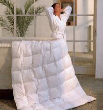 Revital-Light Daunendecke 200x200 Bettdecke 100%-Daunen Füllung Daunenbett