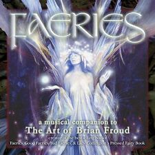 Faeries: A Musical Companion by Various Artists (CD, Sep-2002, Windham Hill...