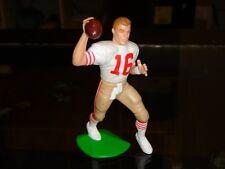 "4"" Vintage NFL San Francisco 49ers #16 JOE MONTANA Football Figure"