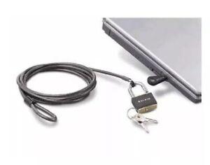 Belkin Notebook Laptop Security Lock F8E550