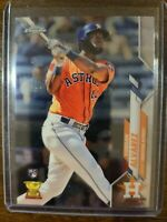 2020 Topps Chrome Yordan Alvarez Rookie #200 Houston Astros RC