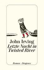 Letzte Nacht in Twisted River. von John Irving - Diogenes, gebunden