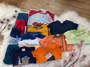 Baby Kleidung Paket 80 86 Jungen Klamoten Grosse Sommer Paket