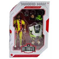 WWE Mattel Macho Man Randy Savage Ultimate Edition Series #8 Figure