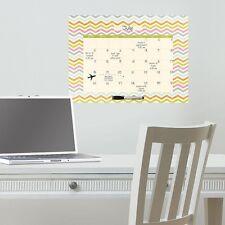 Wall Pops Dry Erase Calendar st. tropez Free Shipping!!