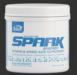 advocare spark canister