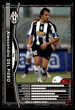 Panini/Sega (Japan) WCCF (2004-2005) Alessandro Del Piero (Juventus) No. 142