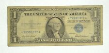 ERROR Replacement *Star* 1957 $1 Silver Certificate Note - Tough *390