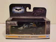 BATMAN 2009 Dark Knight Batmobile Tumbler Diecast Car 1:32 Jada Toys 5 inch