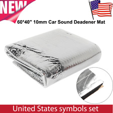 Heat Shield Insulation - Car Sound Deadener Mat - Heat Proof Thermal 60